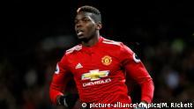 Fußball Paul Pogba