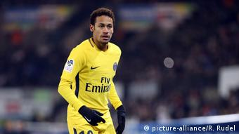 Fußball Neymar (picture-alliance/R. Rudel)