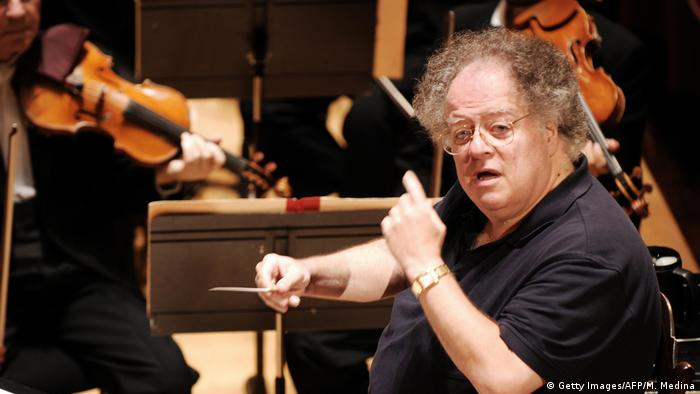 From divine to downfall: James Levine at 75