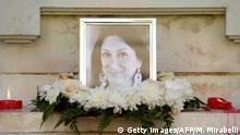 Malta ermordete Journalistin Daphne Caruana Galizia