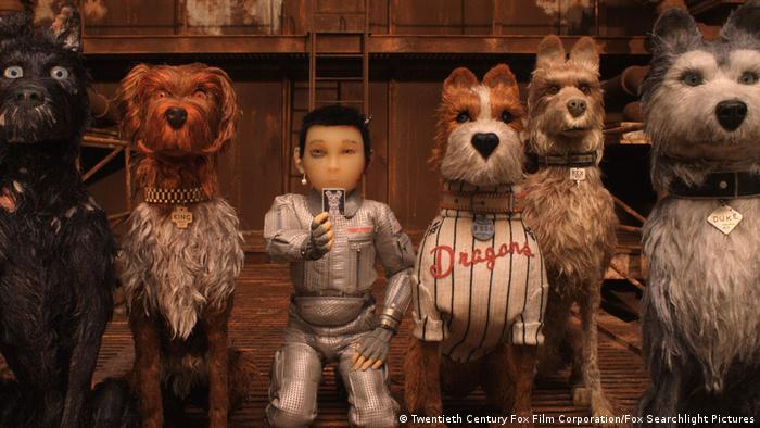 A still from Wes Anderson's Isle of Dogs (Twentieth Century Fox Film Corporation/Fox Searchlight Pictures)