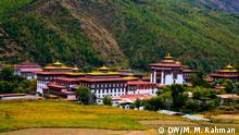 Touristische Attraktionen rund um die Thimpuh Stadt in Bhutan