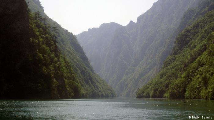 Bosnien Herzegowina | Perspektiven der touristischen Entwicklung in Srebrenica (DW/M. Sekulic)