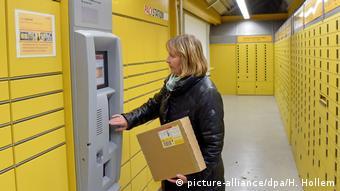 σταθμός ταχυδρομείου