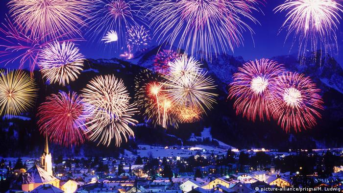 New Year S Eve Are Fireworks Harming The Environment Environment All Topics From Climate Change To Conservation Dw 29 12 2017