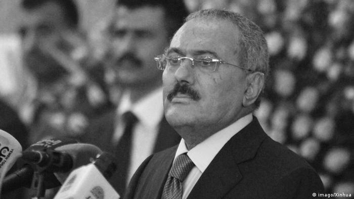 علی عبداللہ صالح