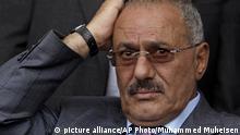 Jemen Ali Abdullah Saleh