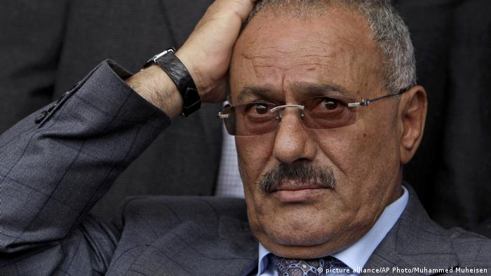Jemen Ali Abdullah Saleh (picture alliance/AP Photo/Muhammed Muheisen)