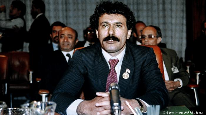 Ali Abdullah Saleh (Getty Images/AFP/N. Ismail)