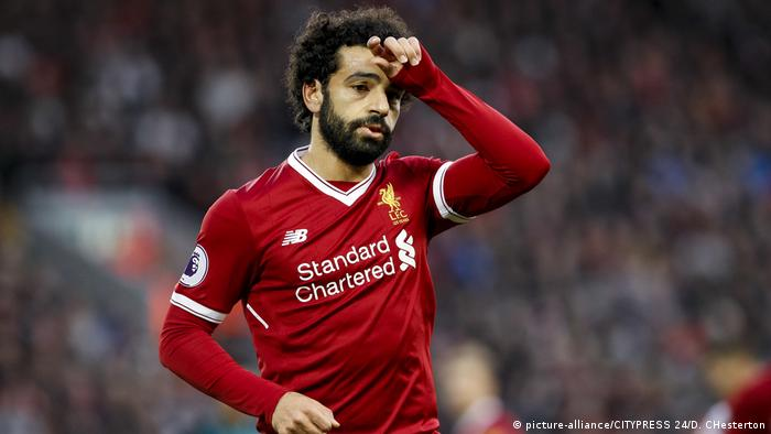 Liverpool Mohamed Salah (picture-alliance/CITYPRESS 24/D. CHesterton)
