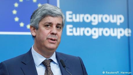 Ο Σεντένο αποχαιρετά το Eurogroup