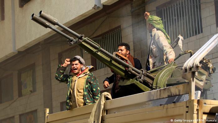 Jemen Ali Abdullah Saleh wurde ermordet (Getty Images/AFP/M. Huwais)