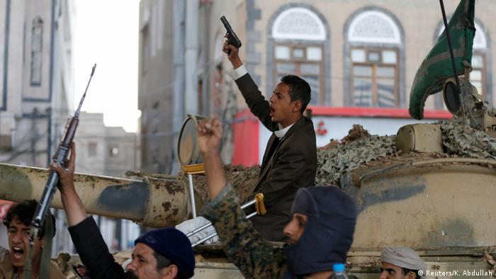 Jemen Ali Abdullah Saleh wurde ermordet (Reuters/K. Abdullah)