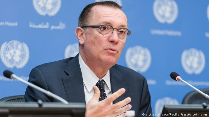 USA Jeffrey Feltman in New York (picture-alliance/Pacific Press/A. Lohr-Jones)