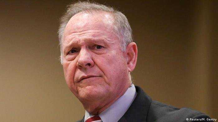 USA Republikaner Roy Moore in in Vestavia Hills (Reuters/M. Gentry)