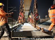 Під час прокладання колії між Берліном та Мюнхеном (архівне фото)