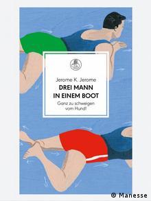 Buchcover Drei Mann in einem Boot. Ganz zu schweigen vom Hund!