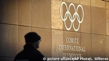 Schweiz Hauptsitz Internationales Olympisches Komitee in Lausanne