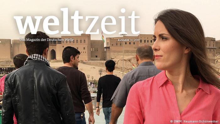 Naslovnica Weltzeita, magazina Deutsche Wellea