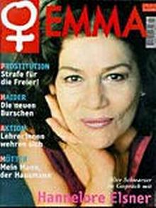 Emma Titelseite 2001