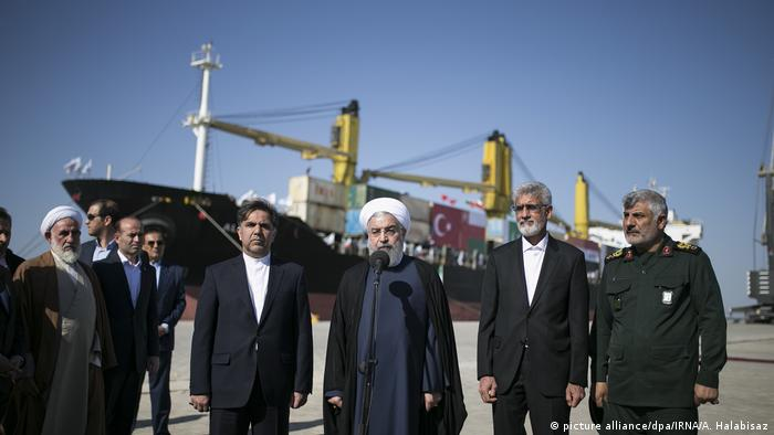 All you need to know about 1st-phase of Chabahar port