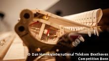 Klavier bei der International Telekom Beethoven Competition Bonn