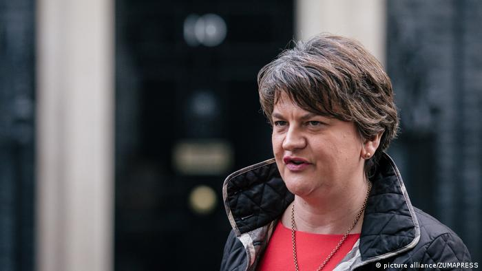 Arlene Foster's DUP was the only political party in Northern Ireland to oppose the Good Friday Agreement that ended decades of violence on the island