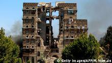Jemen Bürgerkrieg