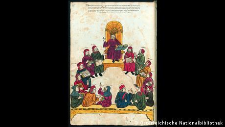 Виставка в Берліні демонструє наукові праці Середньовіччя