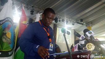 Mosambik Daviz Simango