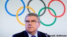 IOC Olympia Russland Doping