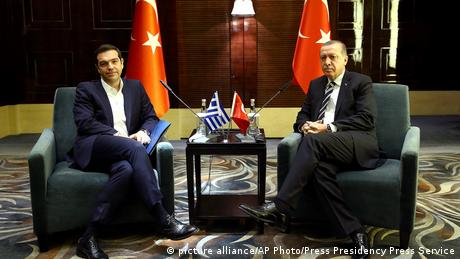 Ο Τσίπρας στην Τουρκία με ευρεία ατζέντα