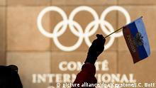 IOC-Beratung zu möglicher Strafe für Russland