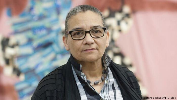 Lubaina Himid becomes first woman of colour to win the Turner prize