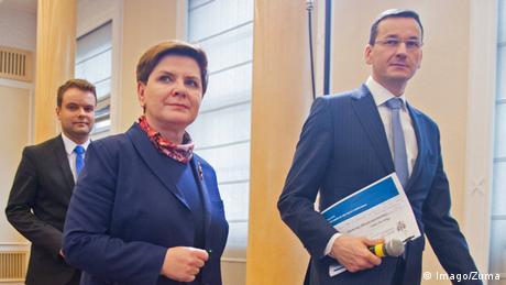 У Польщі неочікувано вирішили змінити голову уряду