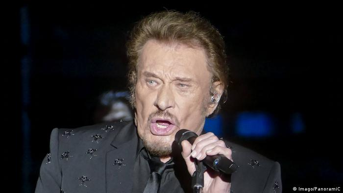 Johnny Hallyday (Imago/PanoramiC)