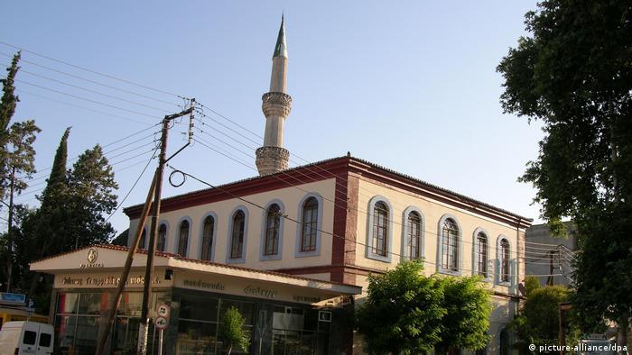 Griechenland Eskicami Moschee in Komotini (picture-alliance/dpa)