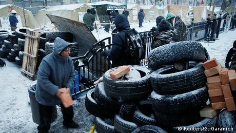 Німецькі експерти - про ризики через події в Києві