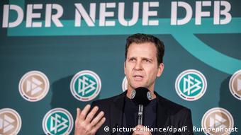 Deutschland Oliver Bierhoff bei DFB-Pressekonferenz