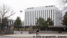 Russische Botschaft in Washington D.C.