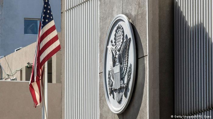 Embaixada dos EUA em Tel Aviv