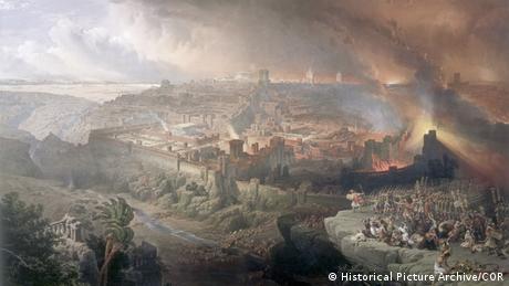 Bildergalerie Zankapfel Jerusalem (Historical Picture Archive/COR)
