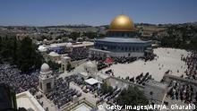 Bildergalerie Zankapfel Jerusalem