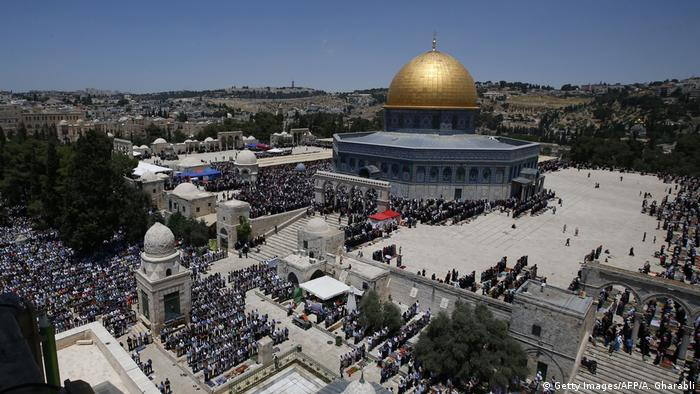 City of Strife: A history of Jerusalem in pictures (Getty Images/AFP/A. Gharabli)