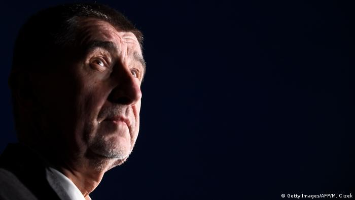 Andrej Babis (Getty Images/AFP/M. Cizek)
