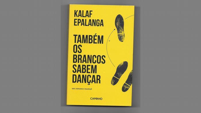 Buchcover Kalaf Epalanga