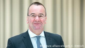 Der niedersächsische Innenminister Boris Pistorius (SPD)