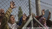 Griechenland Lesbos Flüchtlinge