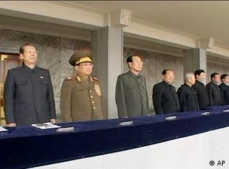 On April 8 2009, North Korean officials attended rallies to celebrate the rocket launch that the UN has officially condemned