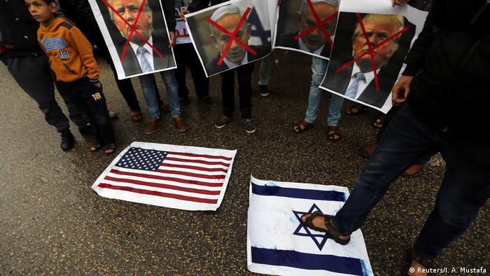 Palästina Gaza Proteste (Reuters/I. A. Mustafa)
